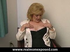 Fucking your breasty blonde wife super hardcore down in vegas