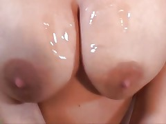 Nikki Sexxx and Britney Amber hot tits tease cock