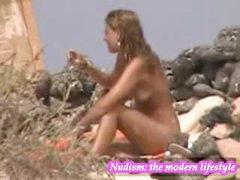 Beach Nudist  0155