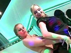 Disco Orgy Action