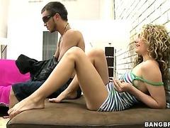 Taylor Dane's Surfer Toes