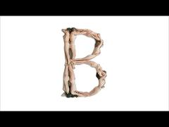 Naked Gals Alphabet